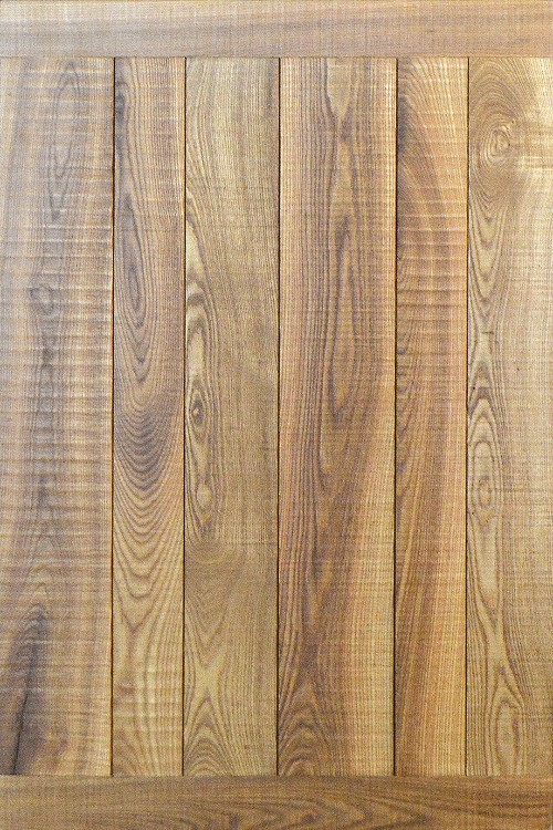 Rough Sawn Solid Wood Flooring Handmade In Crosby Mn