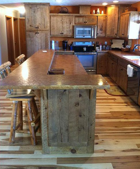 Cutting Kitchen Cabinets: Custom Built Commercial Cabinetry And Business Furniture